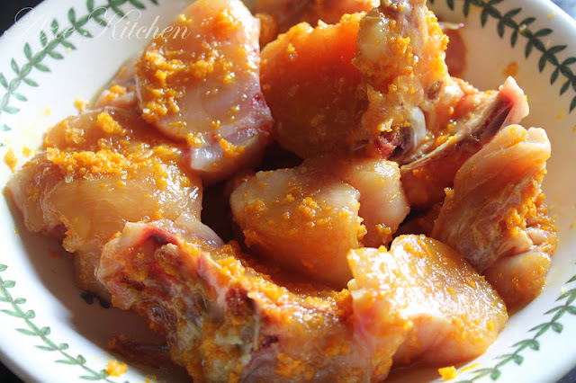 Ayam Goreng Garam Kunyit