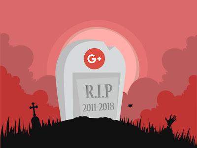 Calendarul unei morti anuntate. R.I.P. Google+