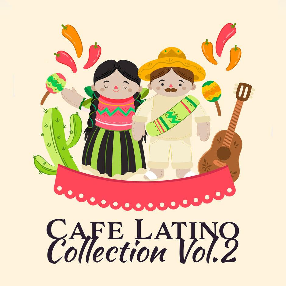 Cuban Latin Collection, Latino Dance Music Academy & Cafe Latino Dance Club  - Café Latino Collection