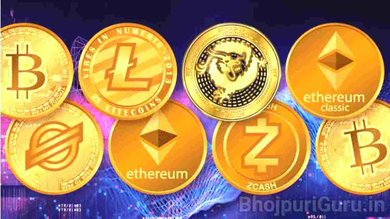 Top 10 Cryptocurrency Today Price in India Ethereum, Bitcoin, Binance Coin, - Bhojpuriguru.in