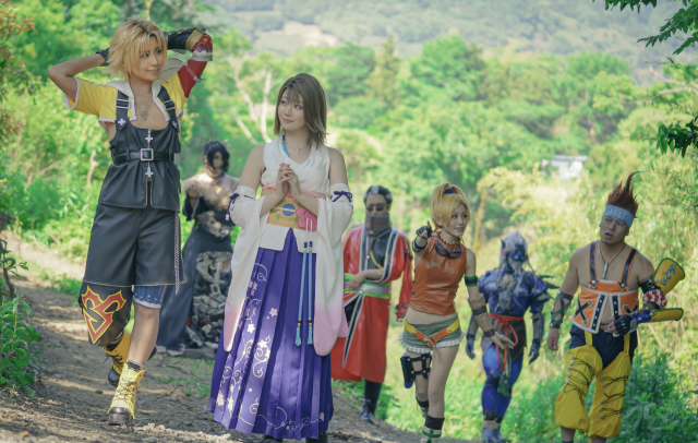 Inilah Mereka: Cosplay Final Fantasy X Terbaik Yang Pernah Ada 【Foto】