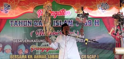 Pengajian Akbar Terbaru KH Ahmad Sobirin di Kebumen