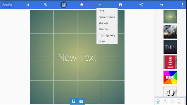 Aplikasi-Aplikasi Pembuat Logo - PixelLab