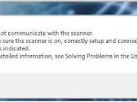 The Easy Epson Printer Cannot Communicate With Scanner Solution