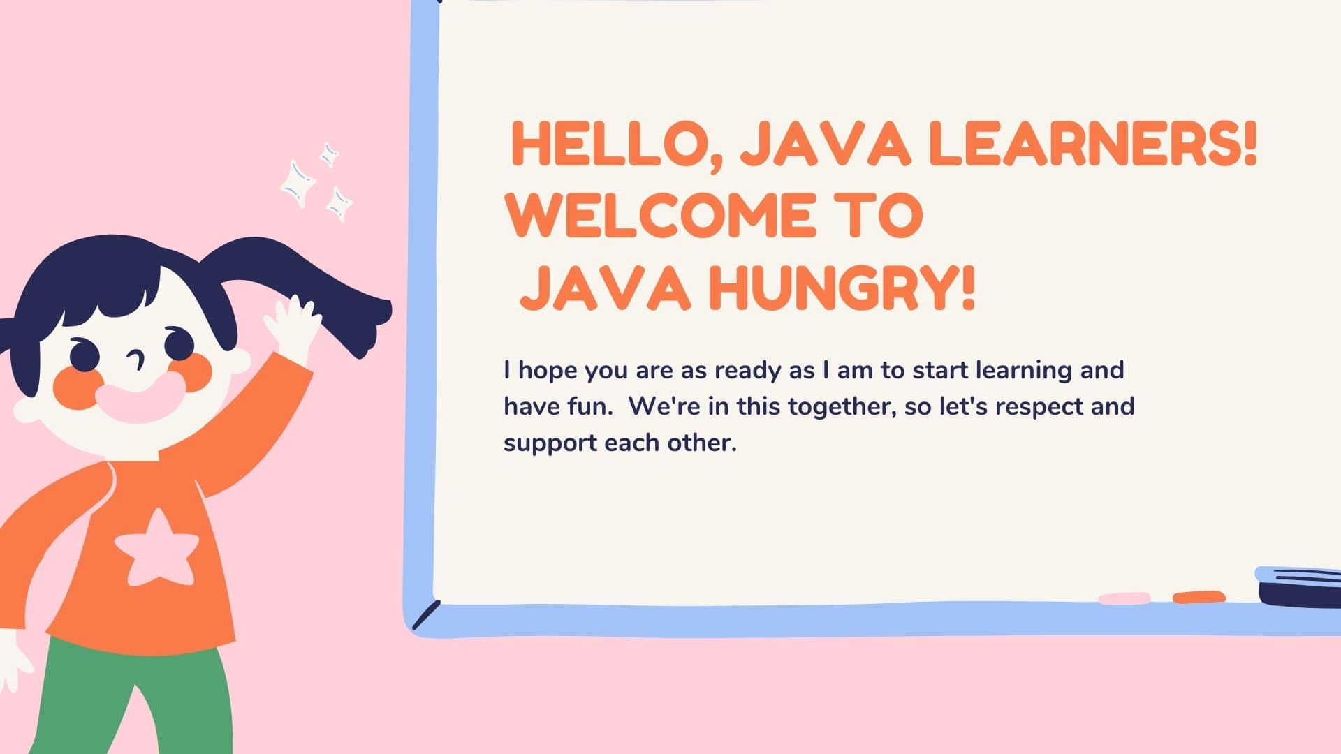 Welcome to Java Hungry
