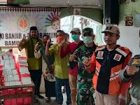 KNPI Pusat Beri Teladan, Terus Bantu Rakyat Hadapi Wabah Corona