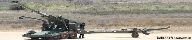 Bharat Forge Successfully Completes Highest Altitude ATAGS Trials