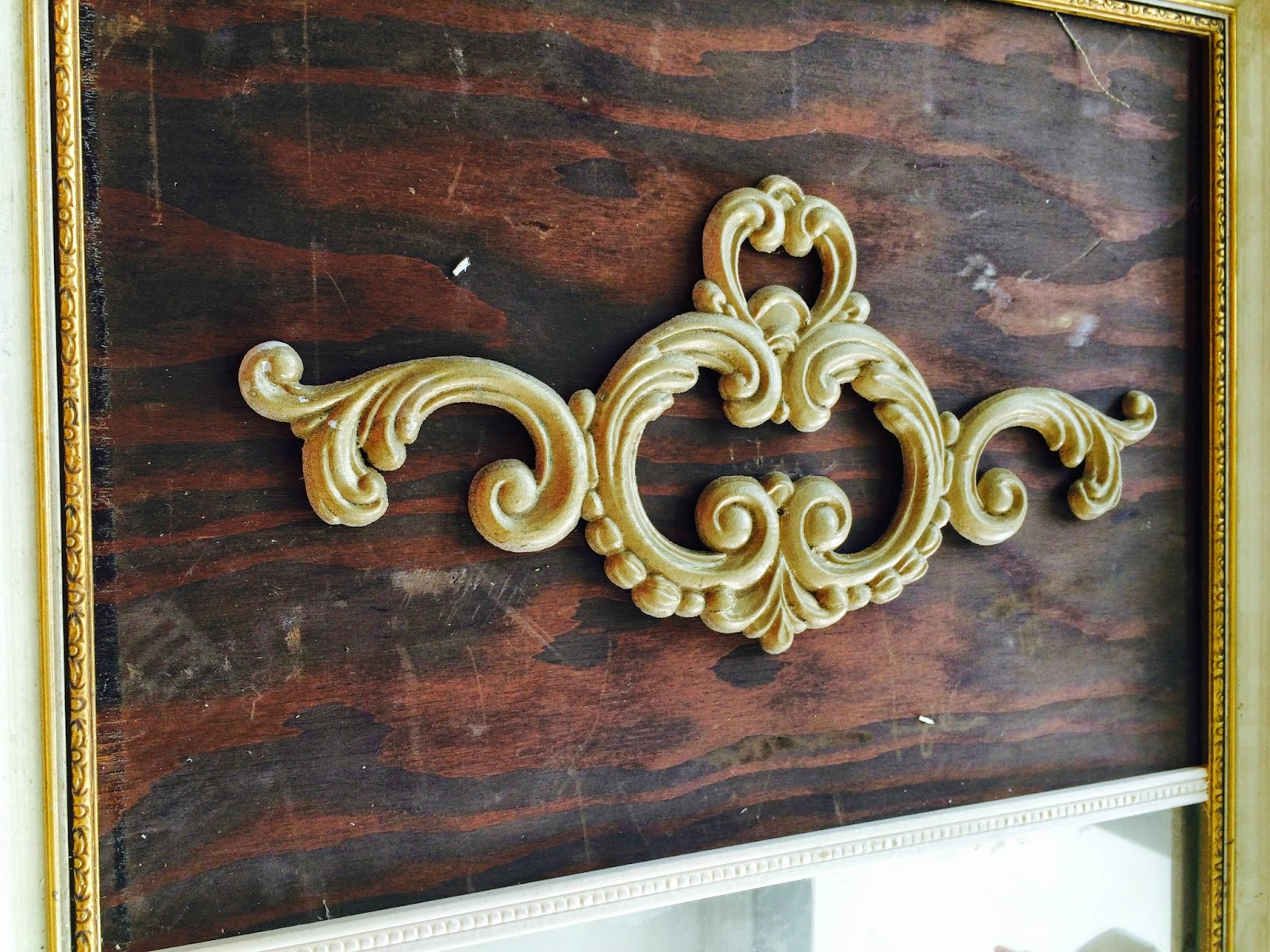 D D S Cottage And Design My Trumeau Mirror