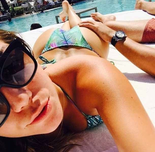 Alejandra guzman bikini