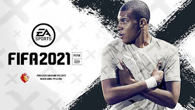 New Graphic Menu Style FIFA 21