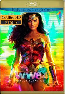 Mujer Maravilla 1984 (Wonder woman 2) (2020) [4k WEB-DL HDR] [Latino-Inglés] [LaPipiotaHD]