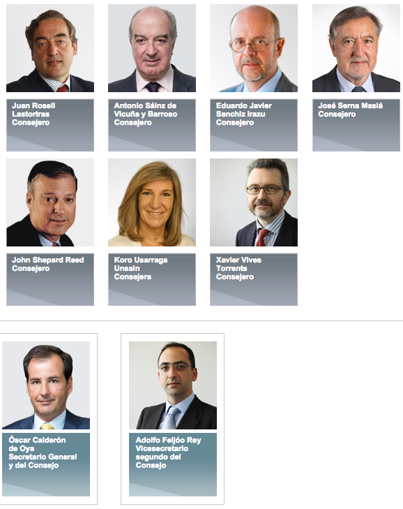Spain crisis banc de sabadell y la caixa son r moras for Oficina la caixa sabadell