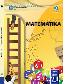 Buku Siswa Kelas 8 Matematika Semester 2 Kurikulum 2013 Revisi 2017