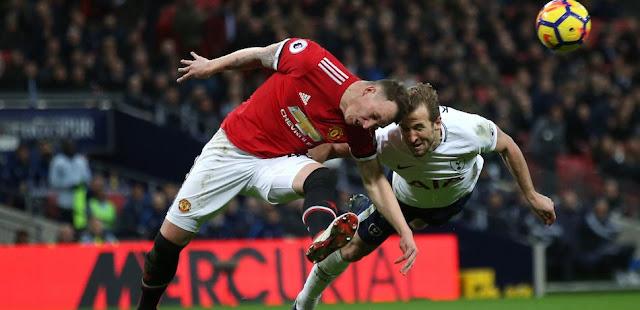 Jadwal Liga Inggris 4-6 Desember 2019 Pekan ke-15 : Big Match Man United vs Tottenham