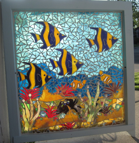 mosaic art ideas