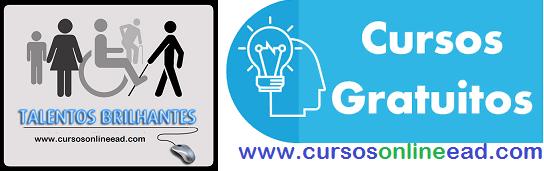 Clique aqui para ver os Cursos Onlines Gratuitos - Projeto Talentos Brilhantes
