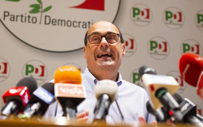 Fulmine sul Pd: si dimette Zingaretti