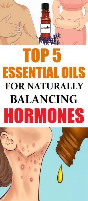 The Top 5 Essential Oils For Hormone Balance