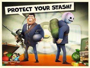 Penembak Jitu vs Pencuri MOD APK