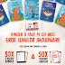 Concurs Kinder Chocolate - Castiga 50 de e-readere Kindle sau 50 de vouchere Libris