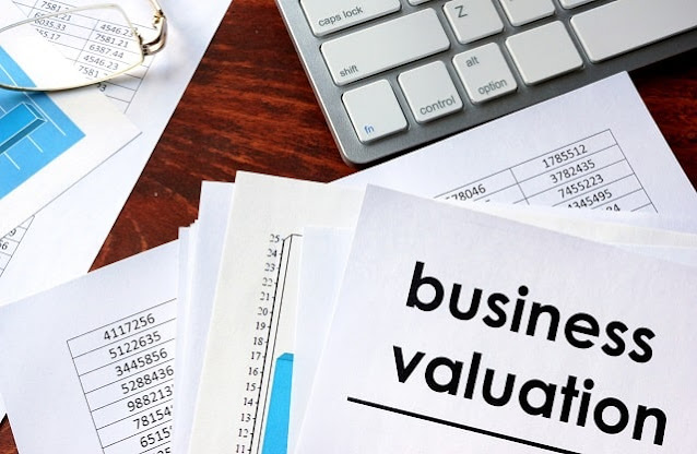what is the purpose of business valuation calculation investors company price