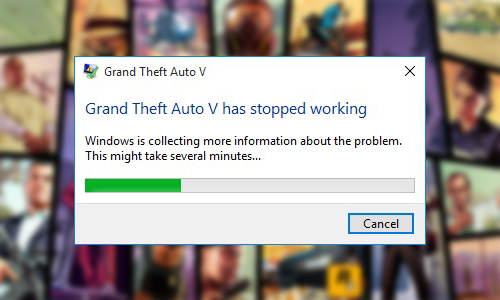 Cara Ampuh Mengatasi Grand Theft Auto V Has Stopped Working