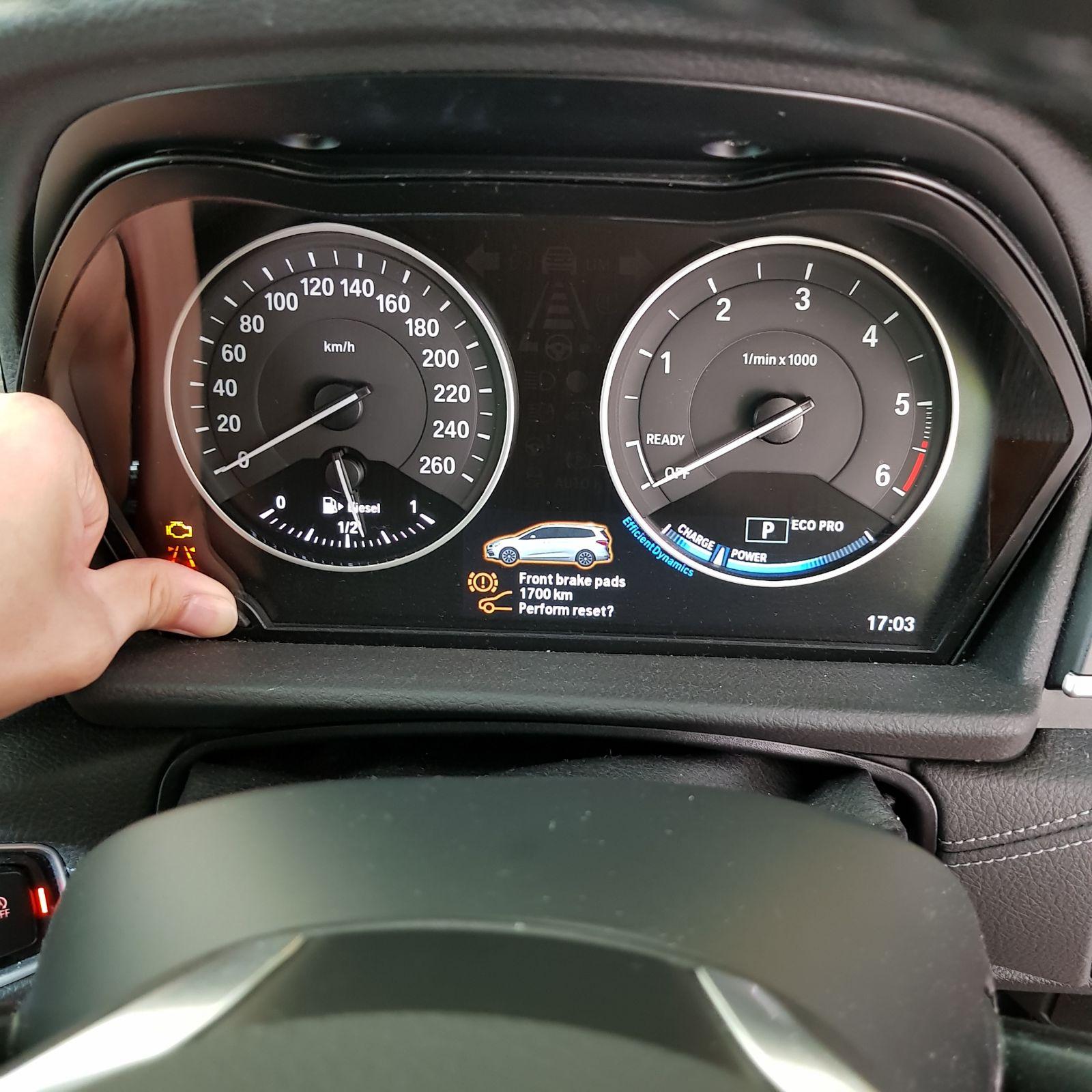 BMW Coding for F45, F46, F48 (Active Tourer / Gran Tourer / X1): How
