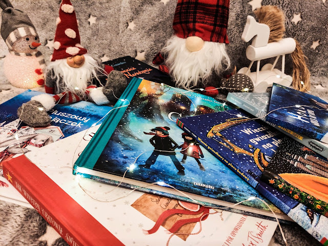 Książki dla dzieci o zimie i Bożym Narodzeniu - nasze tegoroczne odkrycia