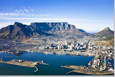 Kenampakan alam dan ciri - ciri khusus negara Afrika Selatan