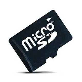 Memindahkan data game ke micro SD