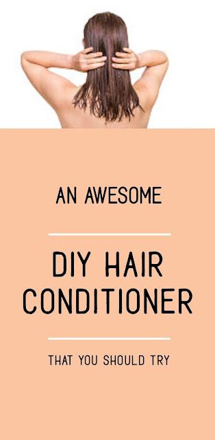 diy rich hair conditioner