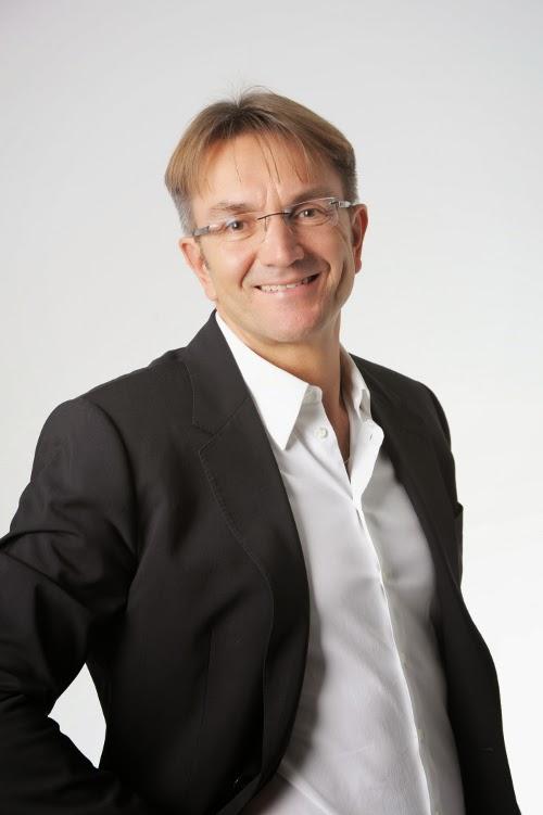 Dr. Heinz Raufer, Gründer von hotel.de und CheckMyBus