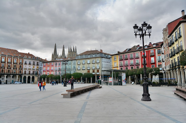 Plaza Mayor Burgos