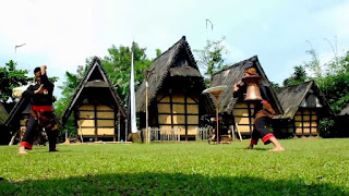 kampung budaya sunda