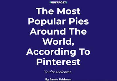Mmmmmmm pies!