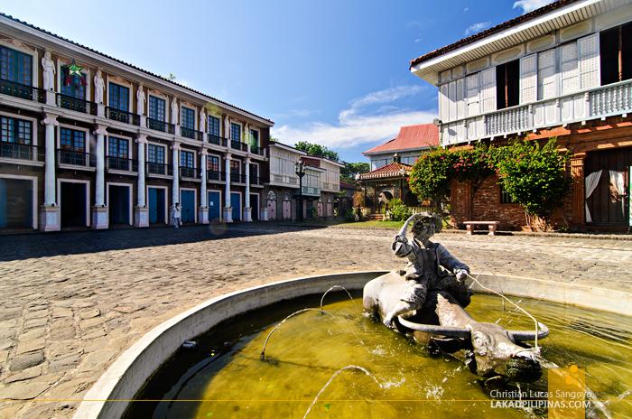 Las Casas Filipinas de Acuzar Plaza Atienza