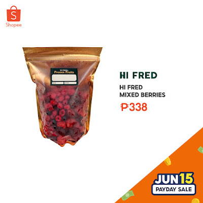 Hi Fred Mixed Berries