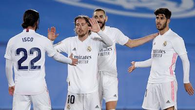 التشكيل الرسمي لمباراة ريال مدريد أمام بيلباو في نصف نهائي كأس السوبر الإسباني