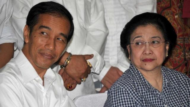Rangkuman 7 Sikap Pasang Badan Megawati untuk Jokowi