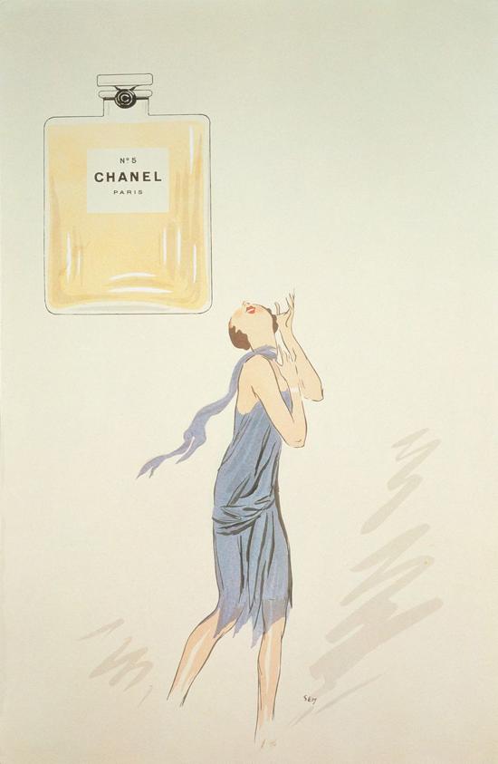 Chanel N°5 by Sem