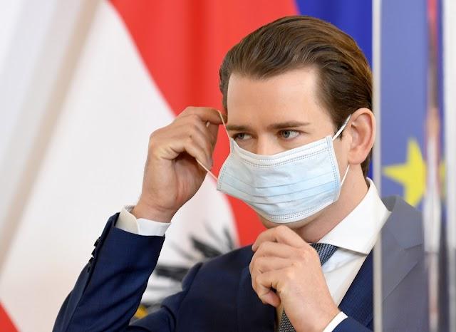 Osztrák kancellár: a veszélyt még nem sikerült elhárítani