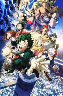 تقرير فيلم اكاديمية بطلي: اثنين من الأبطال Boku no Hero Academia the Movie 1: Futari no Hero
