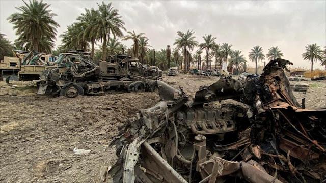 """Irak demanda a EEUU ante la ONU por sus bombardeos """"hostiles"""""""
