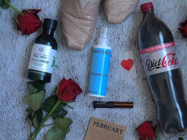 February Favourites | New, Sweet and Glittery