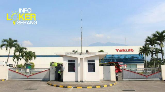 Lowongan Kerja General Driver PT. Yakult Indonesia Serang