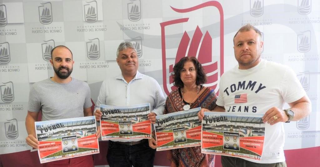 """Puerto del Rosario colaborará con el Campus de Fútbol """"Talento Majorero"""" - Fuerteventura Digital"""