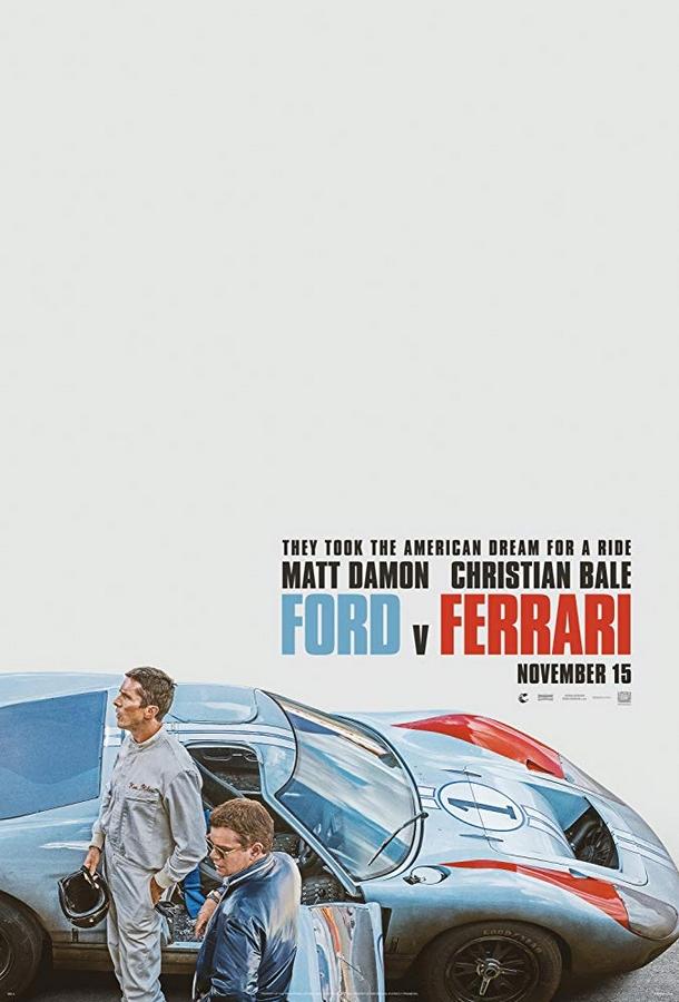 Music On The Run Trilha Sonora Ford Vs Ferrari Por Marco Beltrami E Buck Sanders