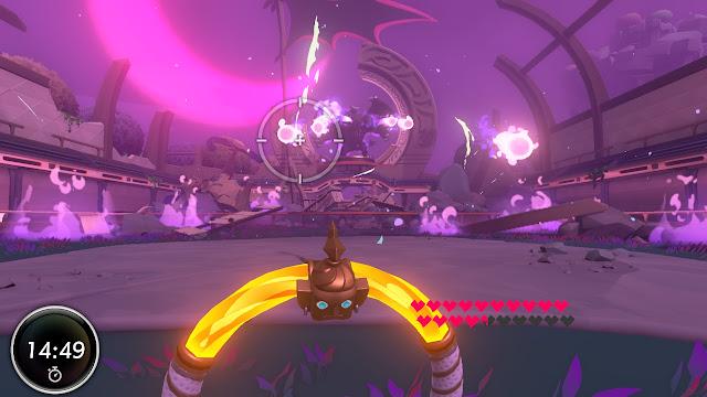 Ring Fit Adventure Dragaux fireballs super attack air blast World 32 boss fight battle