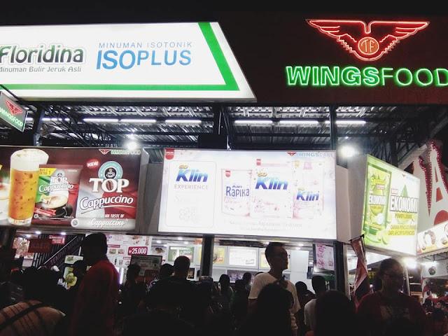 Jakarta Fair Kemayoran, Jakarta Fair Kemayoran 2019, JFK 2019, Berlibur di JFK, wings, wings indonesia