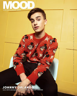 Johnny Orlando x Mood Magazine